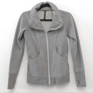 LULULEMON cozy cuddle up jacket